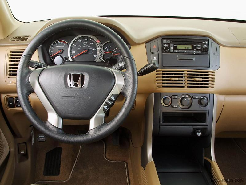 2008 Honda Pilot SUV Specifications Pictures Prices