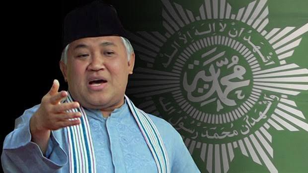 Singgung Pemimpin Ideal Sesuai Alquran, Din Syamsuddin Sindir Tukang Bohong