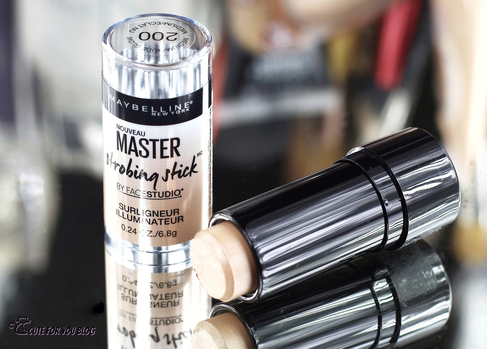 maybelline, beauty blogger argentina, bblogger, blogger, blog de maquillaje, blog de belleza, blog argentino de belleza, cute for you, cute for you karolina luke, master strobing stick
