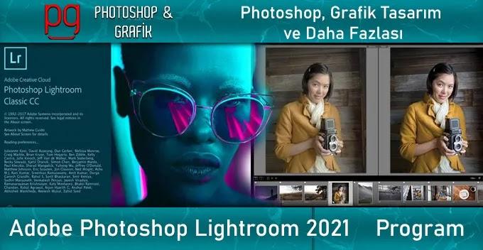 Adobe Photoshop Lightroom 2021 Full | Win & Mac