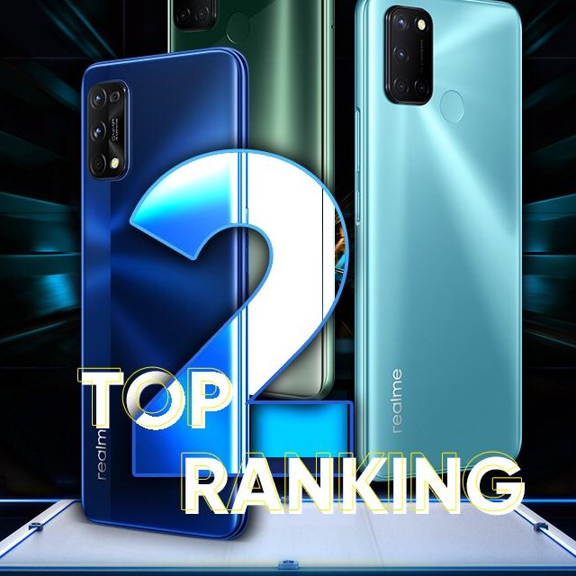Malaysians Are Proud That realme Is Ranked 2nd in Malaysia Achieving 50 Million Sales