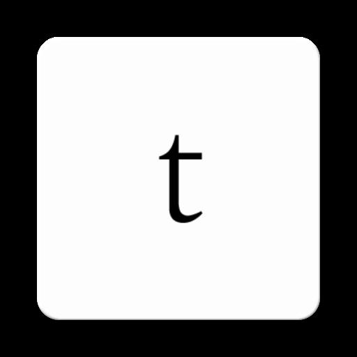 Typer - 사진에 글쓰기 icon