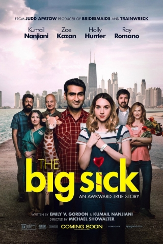 Bệnh lạ - The Big Sick (2017)