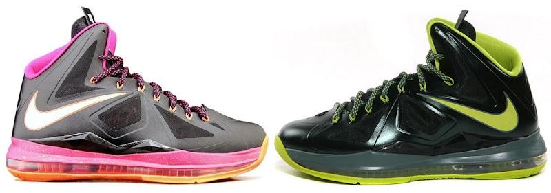 Dunkman and Floridian Nike LeBron X8217s Share the Same Birthday