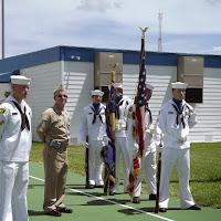 Coast Guard 224th BD Col. Guard 152