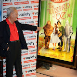 WWW.ENTSIMAGES.COM -  Tony Alexander    at     The Wizard of Oz in IMAX 3D - charity film screening at The Empire Cinema London September 14th 2014Chairty film screening of classic film in aid of children's charity Variety.                                                 Photo Mobis Photos/OIC 0203 174 1069