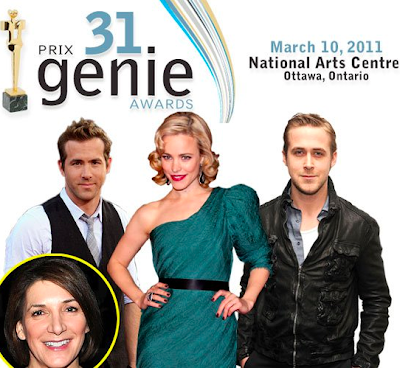 2011 Genie Awards in Ottawa!