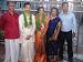 Dad,Harish ,Preethi,Mom, Bro