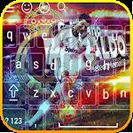 New Cristiano Ronaldo Keyboard 2018 Icon
