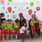 Laughter Day Celebration by Playgroup Section(2018-19), Witty World, Goregaon East