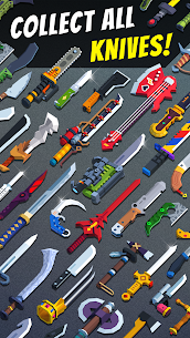 Flippy Knife MOD APK 1.9.3.7 [Unlimited Money] 3