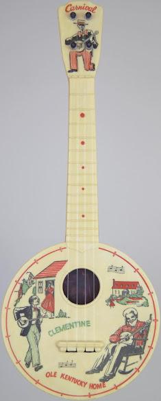 Carnival Banjo Acoustic Sopranino Ukulele Corner