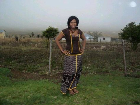 Traditional Shweshwe Dresses 2018 African Traditional Clothing 4