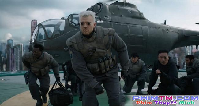 Ghost in The Shell - Kiệt tác về mặt hình ảnh - Ảnh 2.