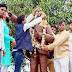 भारतरत्न डा.अम्बेड़कर की प्रतिमा पर किया माल्यार्पणएआईएमआईएम ने मनाया स्वतंत्रता दिवस