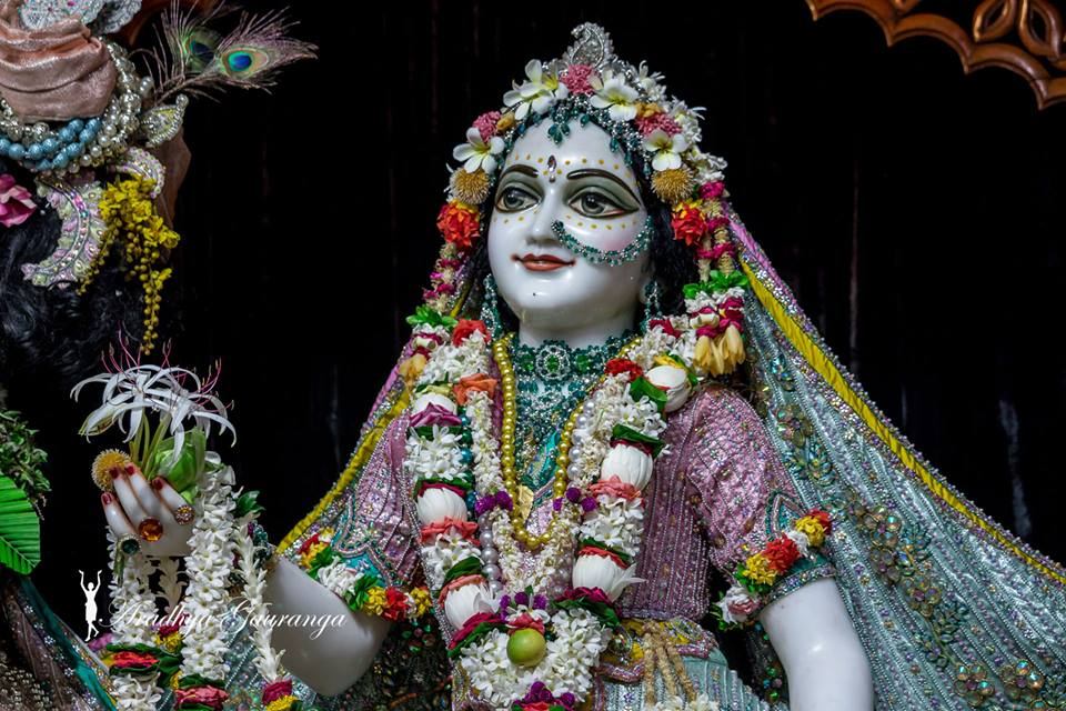 ISKCON Mayapur  Deity Darshan 22 July 2016 (17)