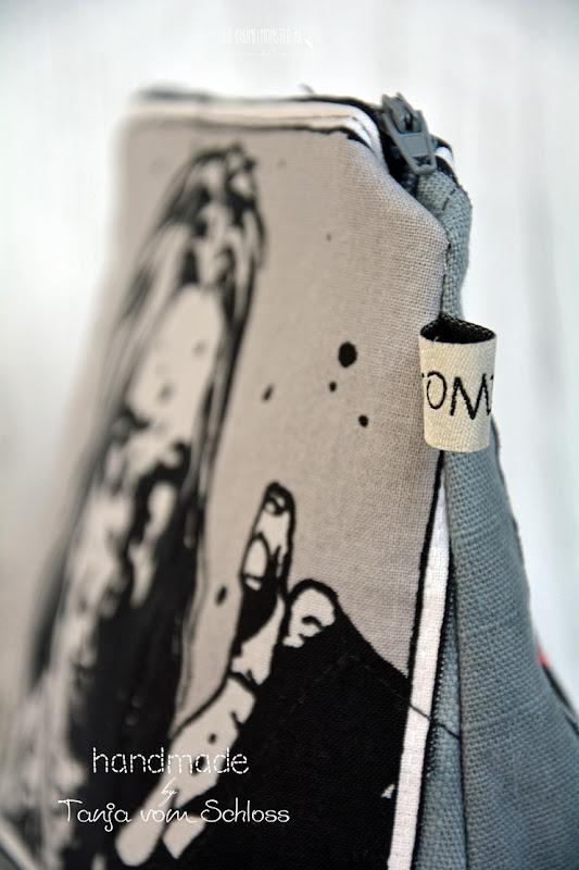 Beißer-Tasche (04) handmade by Tanja vom Schloss @ JOMILIJA