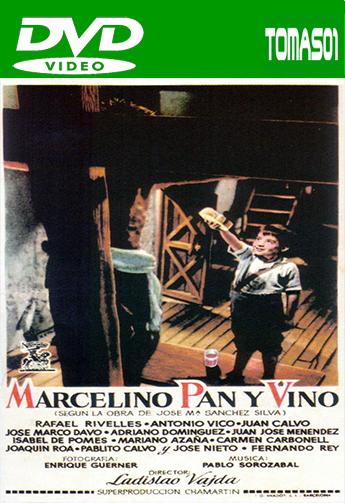Marcelino, pan y vino (1954) DVDRip