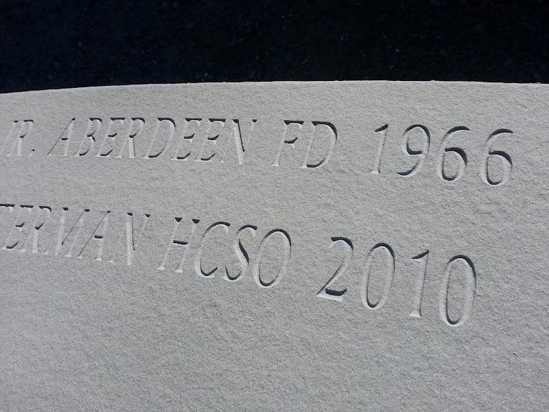 monument carving veterans memorial