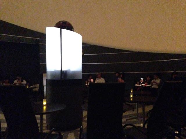 Starry Cafeの雰囲気