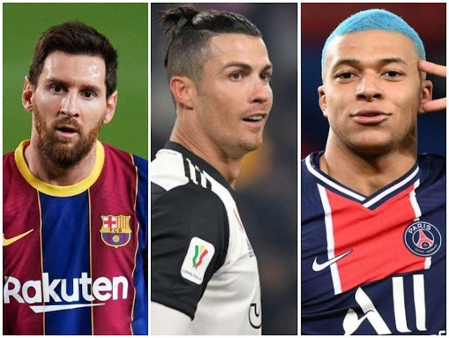 Messi, Ronaldo, Mbappe – If You're To Start One, Bench One, Drop One, What Will Be Your Decision?