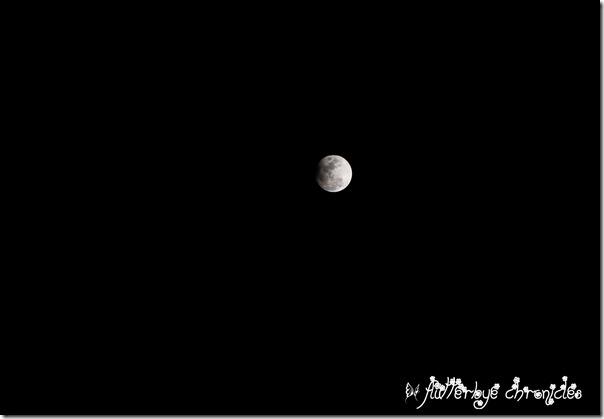Moon February 10th