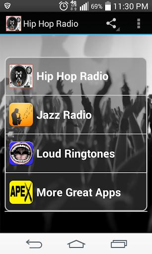 ヒップホップラジオ無料