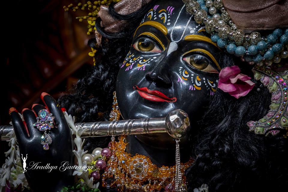 ISKCON Mayapur  Deity Darshan 22 July 2016 (16)