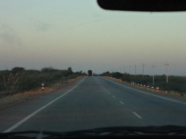 Road to Bellary