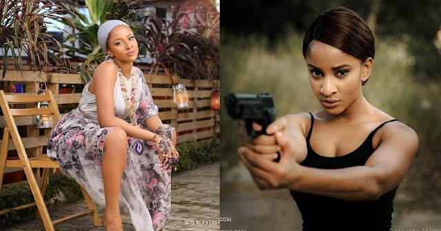 Adesua Etomi Set To Give Up On Acting After Finding Her True Calling