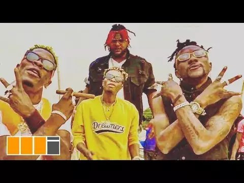 Download Song: Shatta Wale feat Militants - Chacha. Mp3