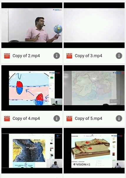 Geography vision ias Video Lecture Download - insight on india