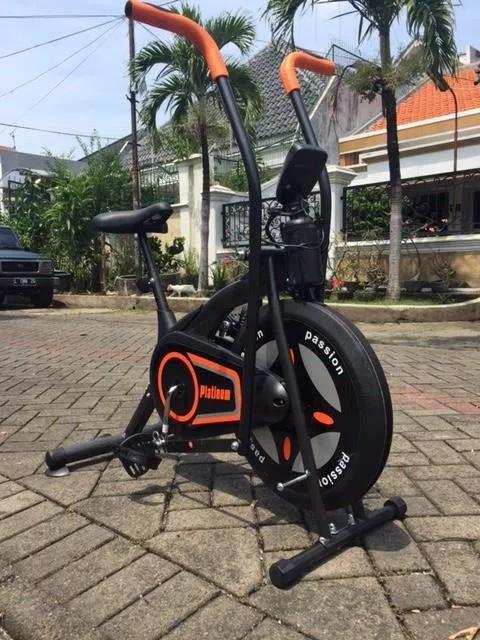 Sepeda Statis & Dinamis Platinum Bike Jual Treadmill