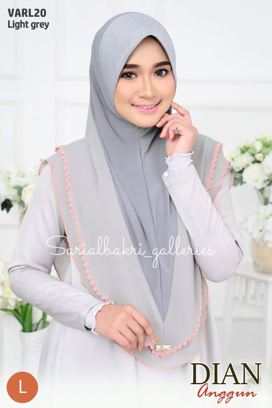 Sari Galleries Tudung Dian Anggun