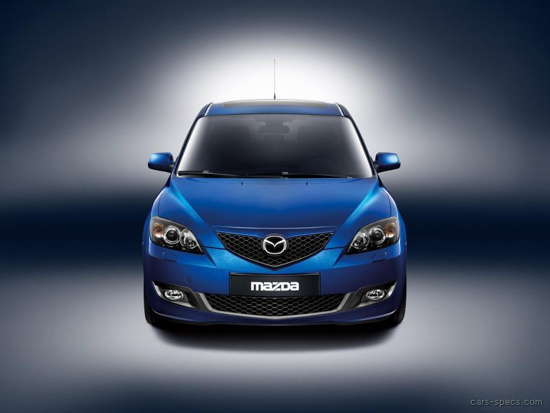 ... 2006 Mazda 3 Facelift 00005 ...