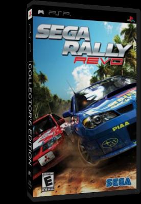 Sega Rally Revo (PSP) (Juegos 2014)
