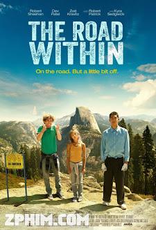 Con Đường Phía Trước - The Road Within (2014) Poster