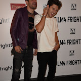 OIC - ENTSIMAGES.COM - Adam Egypt Mortimer and Ronen Rubinstein at the Film4 Frightfest on Saturday    of  Some Kind of Hate UK Film Premiere at the Vue West End in London on the 29th August 2015. Photo Mobis Photos/OIC 0203 174 1069