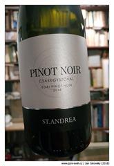 St-Andrea-Csakegyszóval-Egri-Pinot-Noir-2016