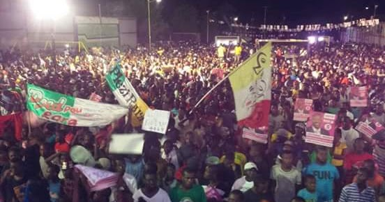 Mangod haiti le candidat la pr sidence jovenel mo se for Canape vert haiti
