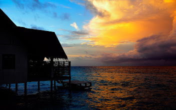 Photo: Evening Tide