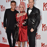 OIC - ENTSIMAGES.COM - Tom Daley, Cyndi Lauper and Dustin Lance Black  at the  Kinky Boots - press night in London 15th September 2015  Photo Mobis Photos/OIC 0203 174 1069