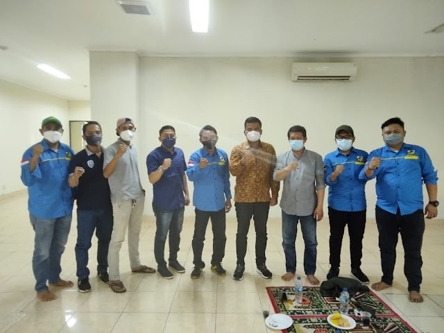 Kolaborasi Bawaslu dan KNPI Kota Bekasi, Komitmen Pengawasan pada  Pemilu 2024