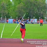 Международный турнир по метаниям памяти Е.М. Шукевича, 28-30.04.2016 (фото Александры Крупской)