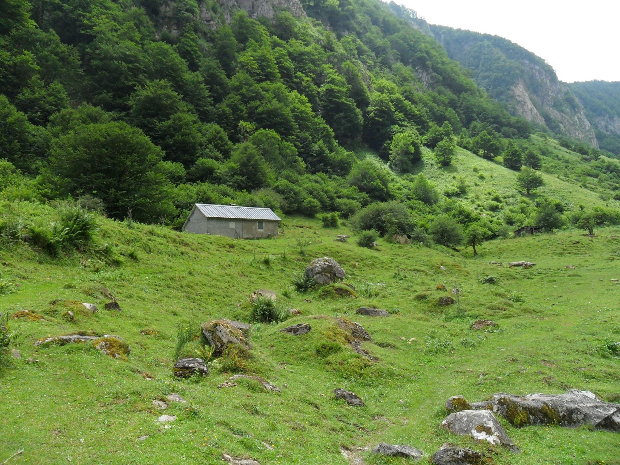 Cabane de l'Artigue
