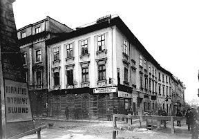 Львов. Улица Краковская