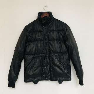Dior Homme Puffer Coat