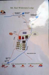 Mount Hart Map