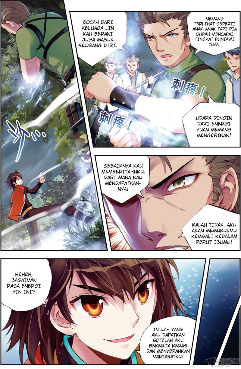 Wu Dong Qian Kun Chapter 22