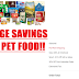 SUPER HOT PET FOOD, PET TREATS OR OTHER PET ITEMS DEAL!! Get $90 of Items From Chewy for Just $20 + Free Shipping.